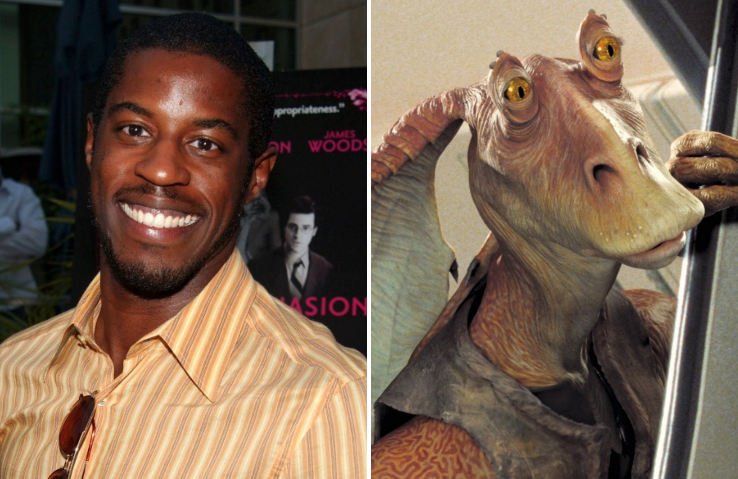 Jar Jar Binks Actor Ahmed Best Says He Was Suicidal Over Backlash