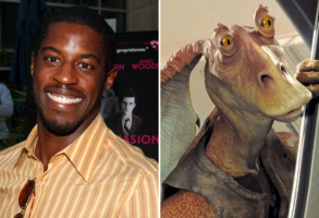 Ahmed Best and Jar Jar Binks Suicide