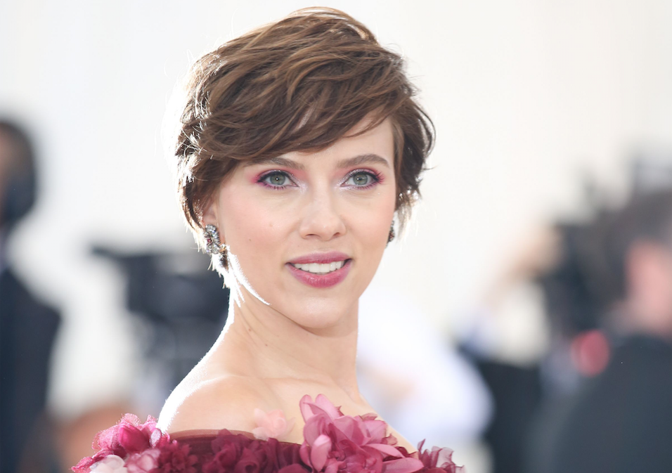 Scarlett Johansson Responds to Backlash Over Playing Trans Man