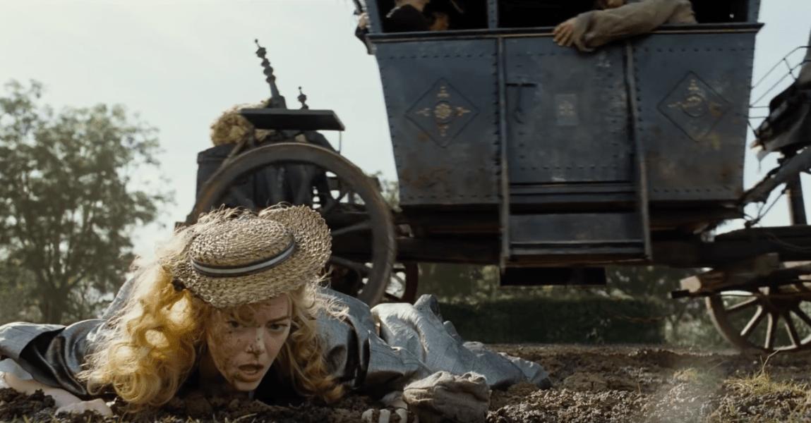 Abigail Arrives