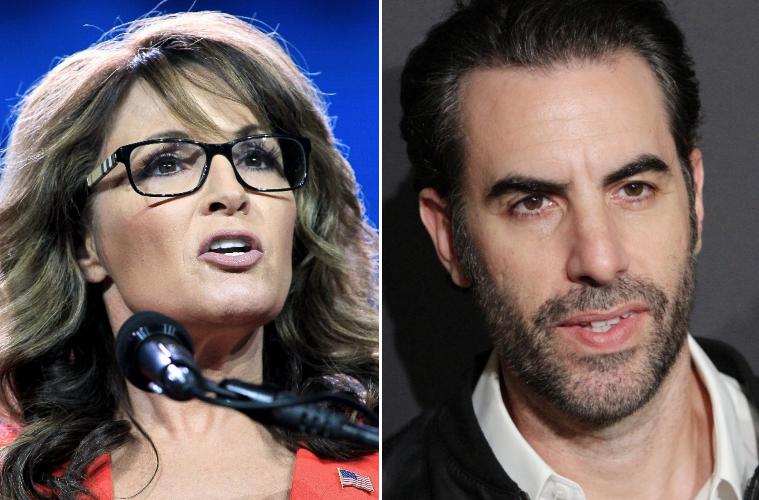 'Truly sick': Palin rips CBS for mocking disabled vets