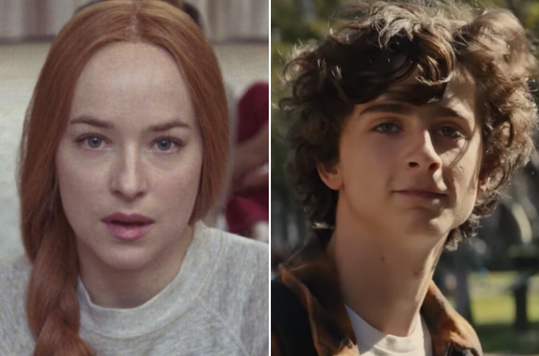 """Suspiria"" and ""Beautiful Boy"""