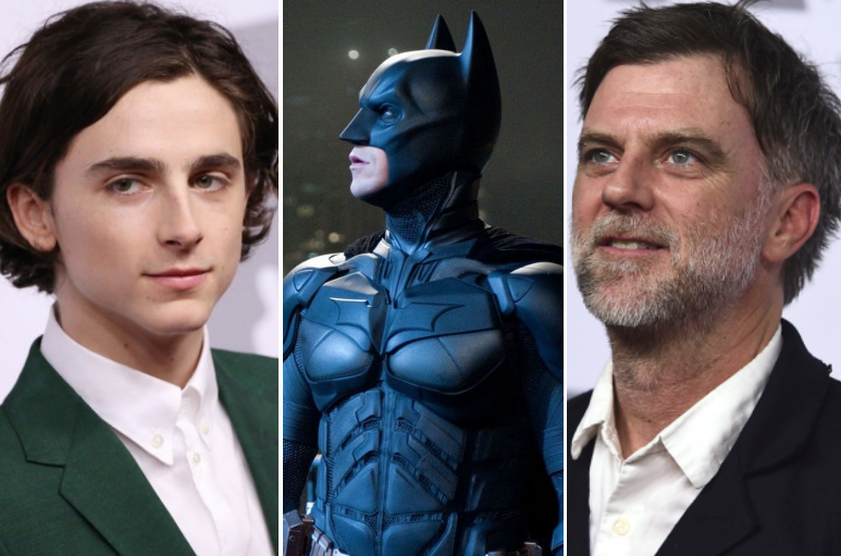 'The Dark Knight': Directors and Actors