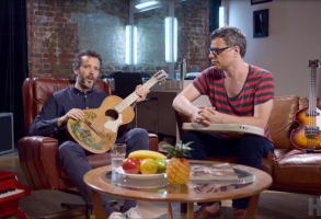 Brett McKenzie and Jemaine Clement