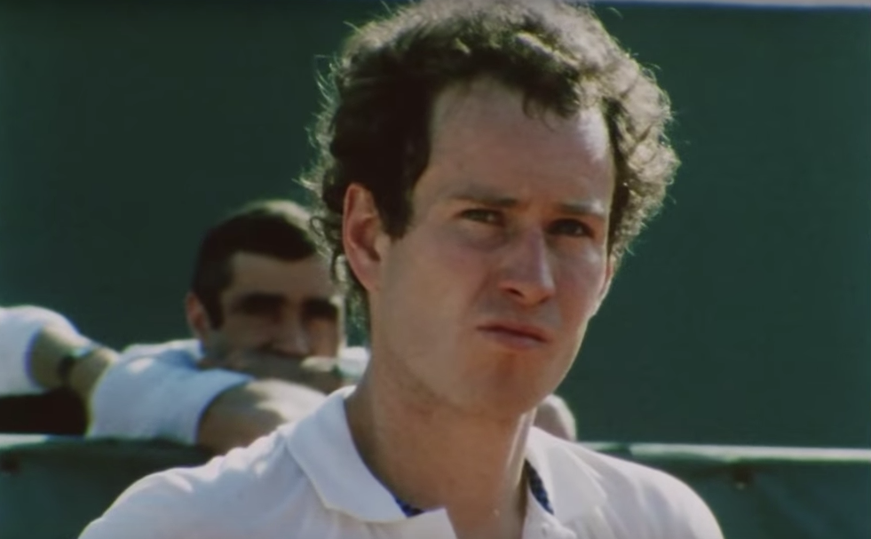 'John McEnroe: In the Realm of Perfection' Trailer: New Documentary Captures the Volatile Tennis Star in 16 mm