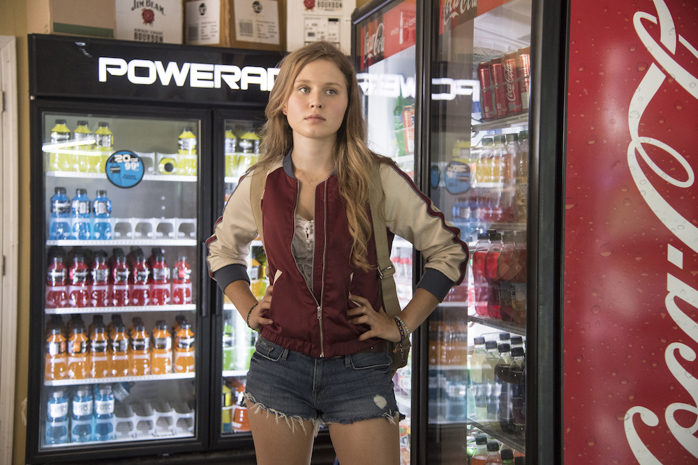 Sharp Objects HBO Eliza Scanlen