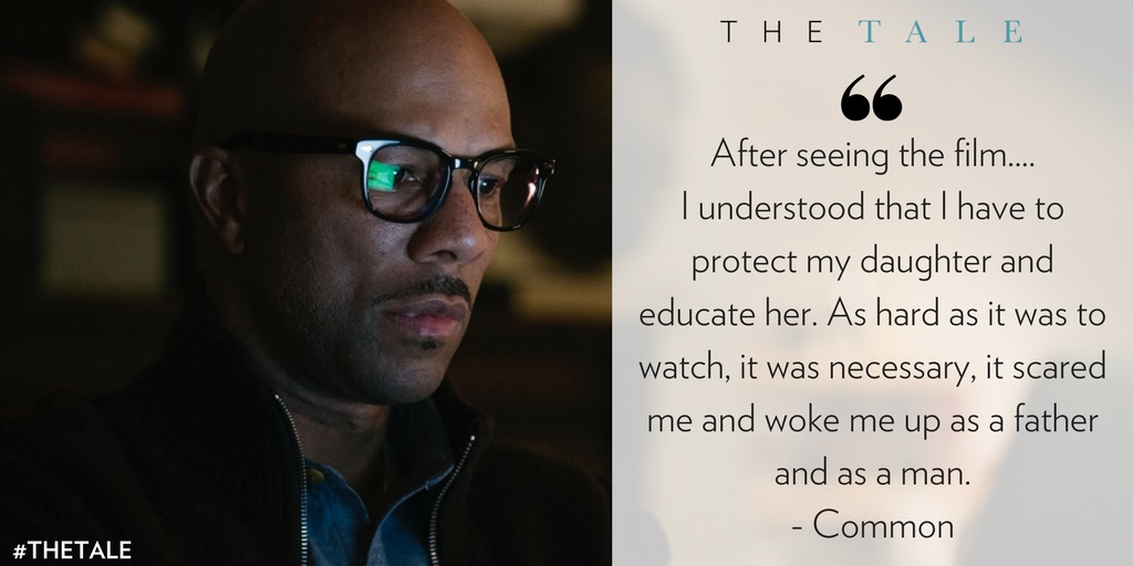 The Tale Common - Cast Quote