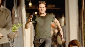 Tom Cruise running