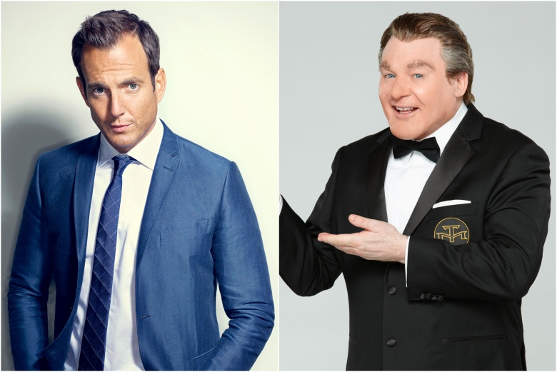 The Gong Show 2020 Host.Will Arnett And Mike Myers On Reinventing The Gong Show