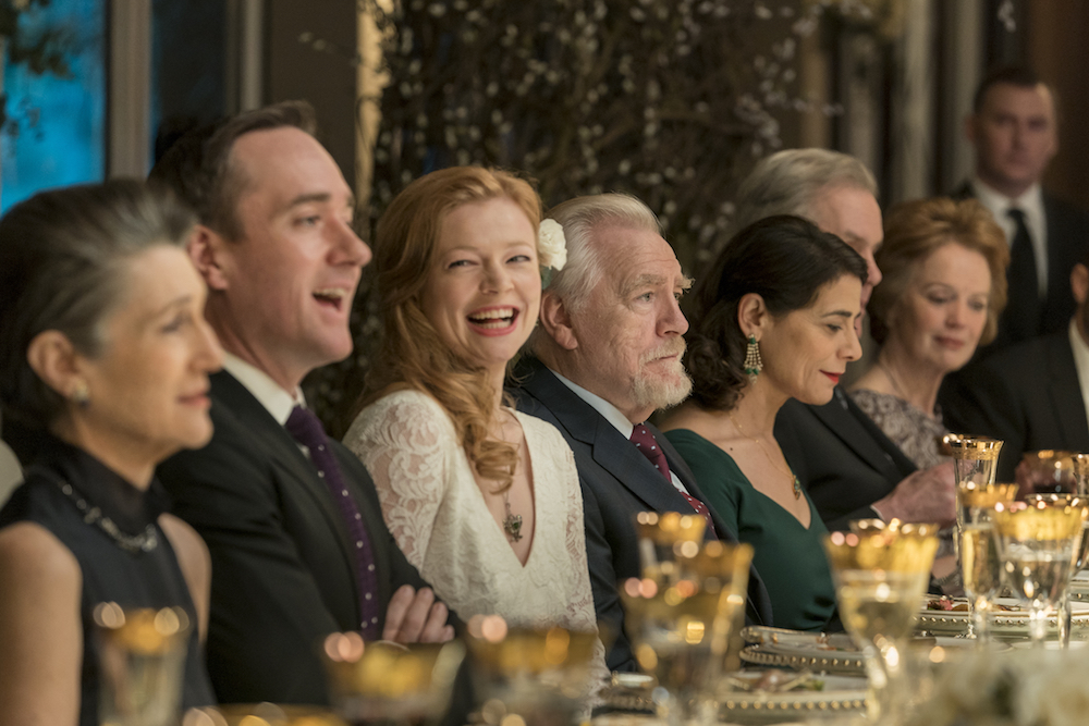 Succession Is Based On Rich White Americans And Rips Them Apart