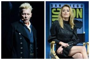 Johnny Depp Amber Heard Warner Bros.