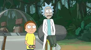 Rick Morty Adult Swim