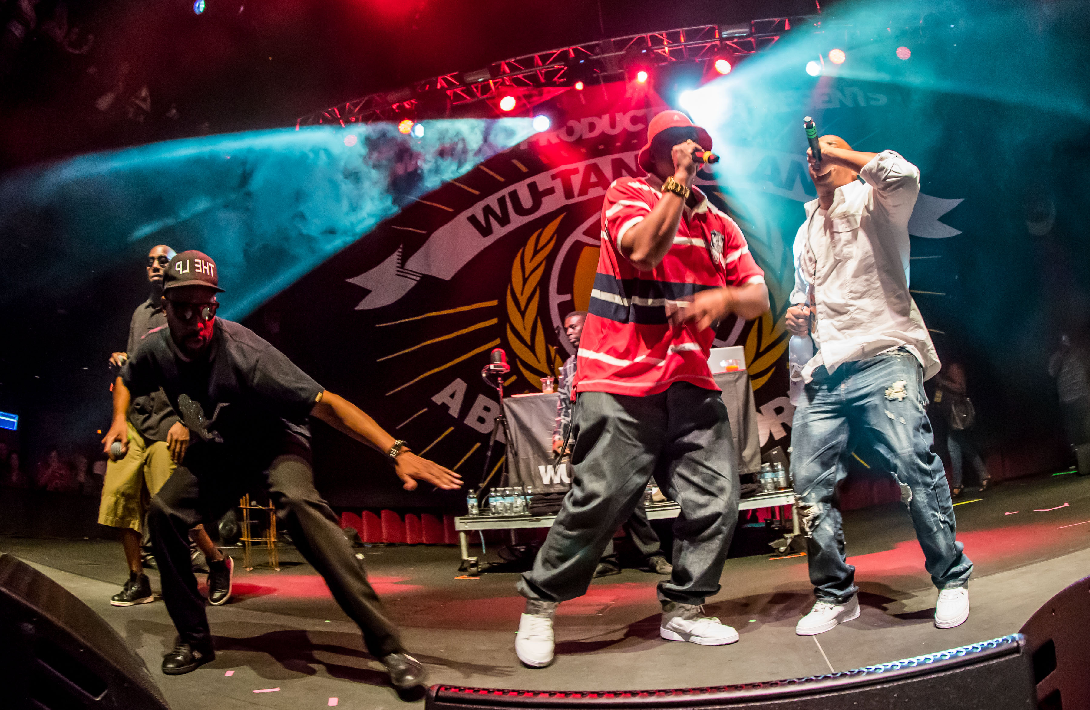 Wu-Tang ClanWu-Tang Clan in concert, Brooklyn Bowl, Las Vegas, America - 18 Sep 2014