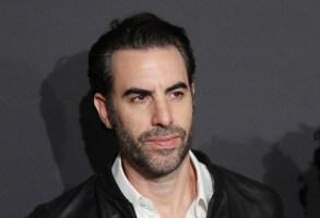 Sacha Baron Cohen Borat Ali G