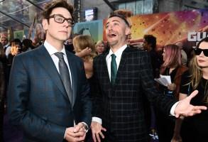 James Gunn and Sean Gunn Guardians of the Galaxy
