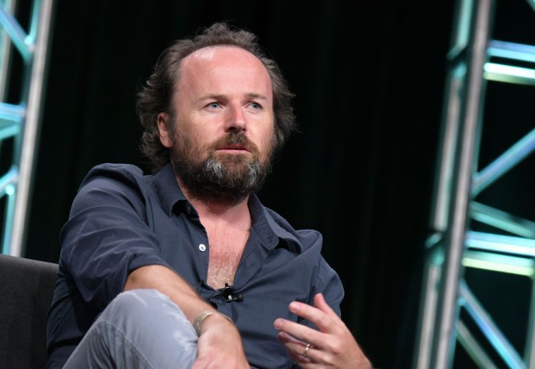 "Executive producer/director Rupert Wyatt participates in the panel for ""The Exorcist"" during the Fox Television Critics Association summer press tour, in Beverly Hills, Calif2016 Summer TCA - Fox, Beverly Hills, USA - 8 Aug 2016"