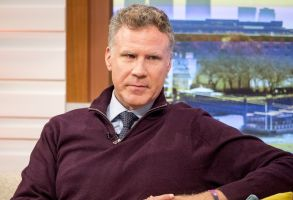 EDITORIAL USE ONLY. NO MERCHANDISING. IN US EXCLUSIVE RATES APPLYMandatory Credit: Photo by Ken McKay/ITV/REX/Shutterstock (9226773v)Will Ferrell'Good Morning Britain' TV show, London, UK - 17 Nov 2017