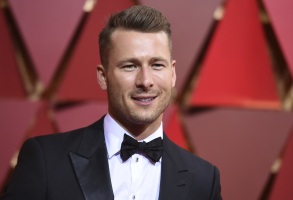 Glen Powell arrives at the Oscars, at the Dolby Theatre in Los Angeles89th Academy Awards - Arrivals, Los Angeles, USA - 26 Feb 2017