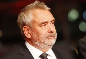 Director Luc Besson'Eva' premiere, 68th Berlin Film Festival, Germany - 19 Feb 2018
