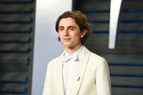 Timothee ChalametVanity Fair Oscar Party, Arrivals, Los Angeles, USA - 04 Mar 2018