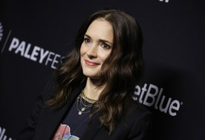 Winona Ryder'Stranger Things' TV show presentation, Arrivals, Paleyfest, Los Angeles, USA - 25 Mar 2018
