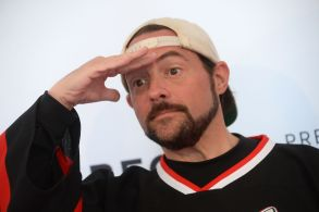 Kevin Smith'All These Small Moments' screening, Tribeca Film Festival, New York, USA - 24 Apr 2018