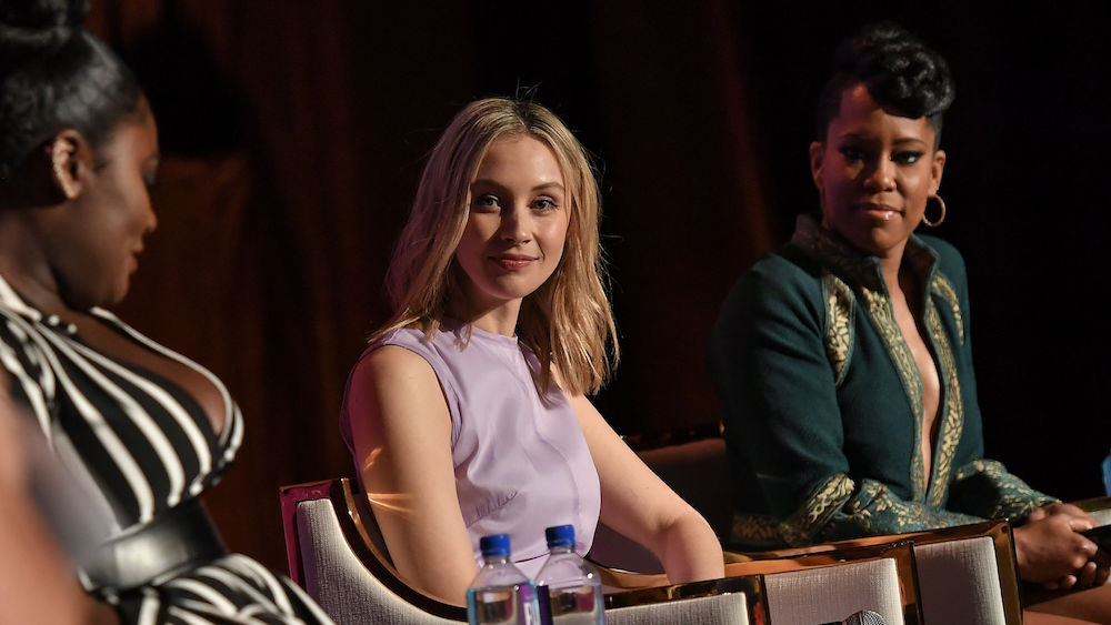 Danielle Brooks, Sarah Gadon and Regina King'Rebels and Rule Breakers' FYC event, Panel, Los Angeles, USA - 12 May 2018
