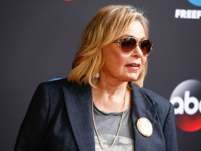Roseanne Barr2018 Disney/ABC/Freeform Upfront Red Carpet, New York, USA - 15 May 2018
