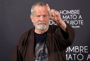 Terry Gilliam'The Man Who Killed Don Quixote' photocall, Madrid, Spain - 28 May 2018British film maker Terry Gilliam poses during the photocall of his latest film 'The Man Who Killed Don Quixote' at the Dore Cinema in Madrid, Spain, 28 May 2018 (issued on 29 May).