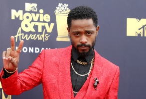 Lakeith StanfieldMTV Movie & TV Awards, Arrivals, Los Angeles, USA - 16 Jun 2018