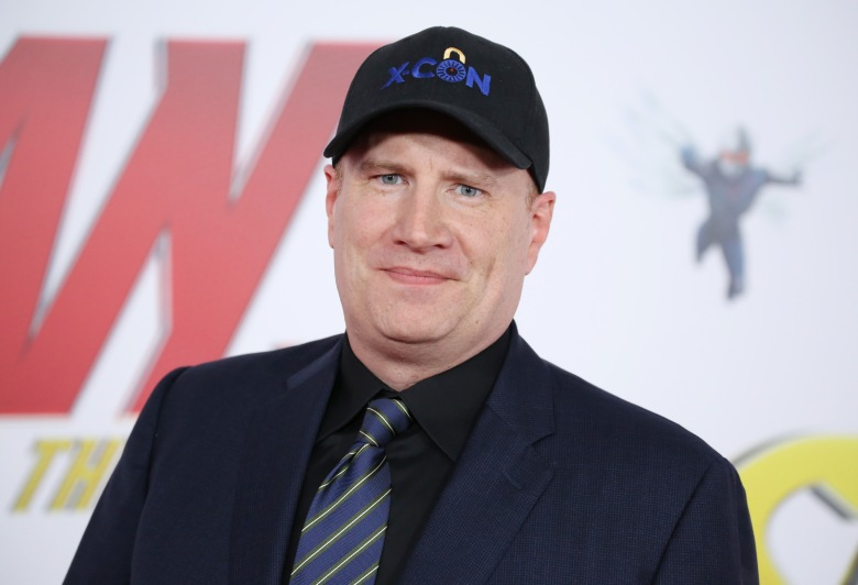 Kevin Feige'Ant-Man and The Wasp' film premiere, Arrivals, Los Angeles - 25 Jun 2018
