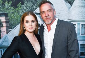 Amy Adams and Jean-Marc Vallee'Sharp Objects' TV series premiere, Arrivals, Los Angeles, USA - 26 Jun 2018