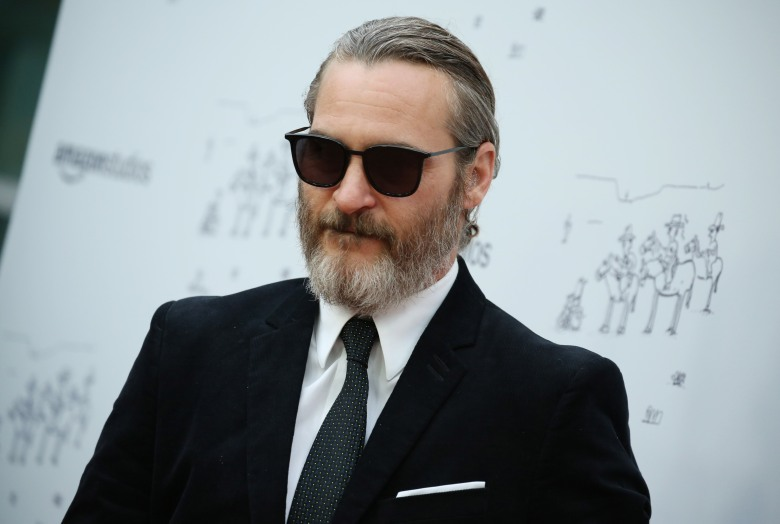 Joaquin Phoenix'Don't Worry, He Won't Get Far on Foot' film premiere, Los Angeles, USA - 11 Jul 2018