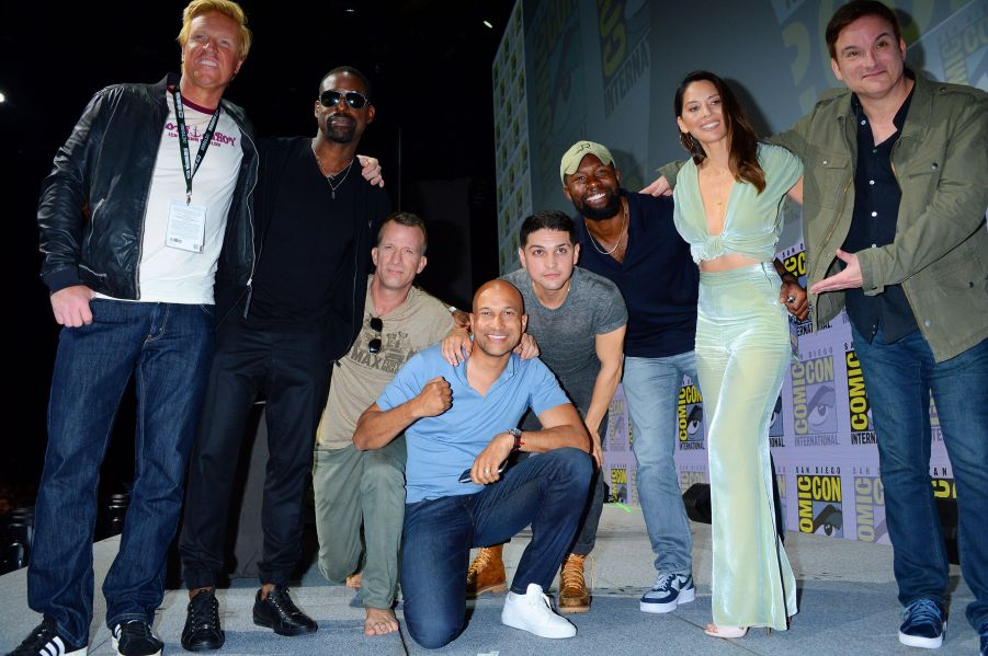 'The Predator' Film Panel