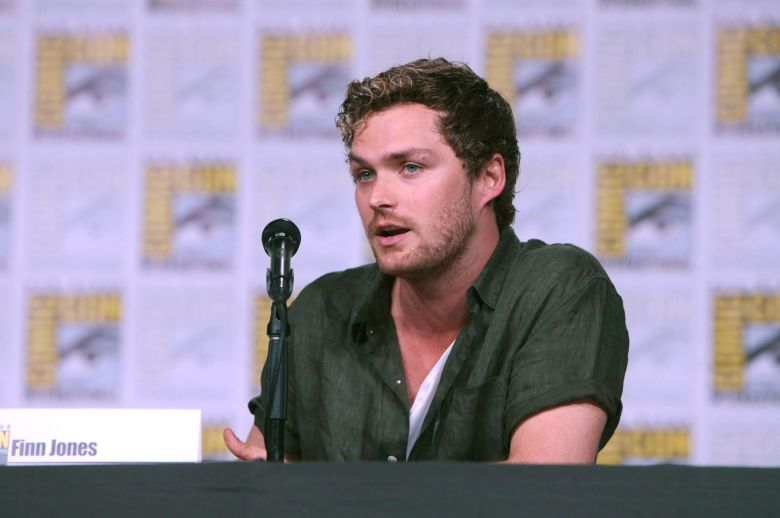 "Finn Jones from Netflix 'Marvel's Iron Fist' at panel at San Diego Comic-Con 2018Netflix presents ""Marvel's Iron Fist"" panel at San Diego Comic-Con 2018, San Diego, USA - 19 July 2018"