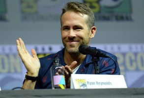 Ryan Reynolds'Deadpool' panel, Comic-Con International, San Diego, USA - 21 Jul 20182018 Comic-Con International: San Diego Day 3 - Deadpool 2 Panel