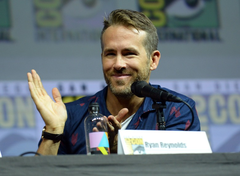Ryan Reynolds'Deadpool' panel, Comic-Con International, San Diego, USA - 21 Jul 20182018 Comic-Con International: San Diego Day 3 - Deadpool 2 Panel