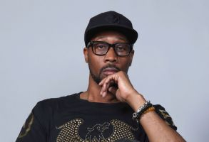 RZA Cut Throat City film portraits, Comic-Con International, San Diego, USA - 21 Jul 2018