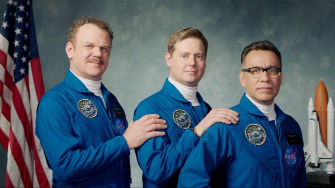 Moonbase 8 First Look: Fred Armisen, Tim Heidecker and John C. Reilly | IndieWire