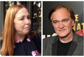 Debra Tate Quentin Tarantino