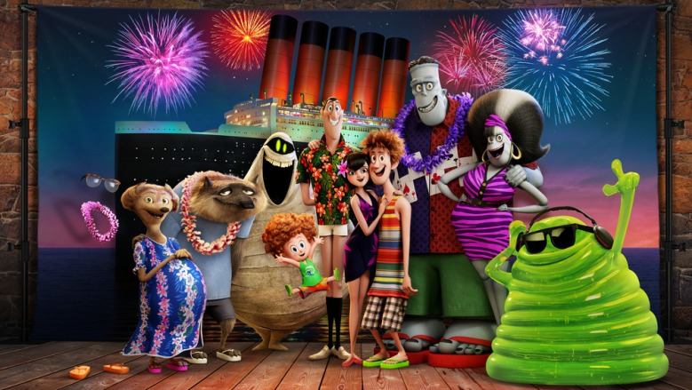 Hotel Transylvania 3 Review Sequel Reminds Us Not To Be Monstrous
