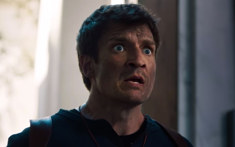 "Nathan Fillion in ""Uncharted: Live Action Fan Film."""