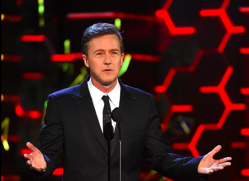 Edward Norton Is Still Openly Roasting 'The Incredible Hulk