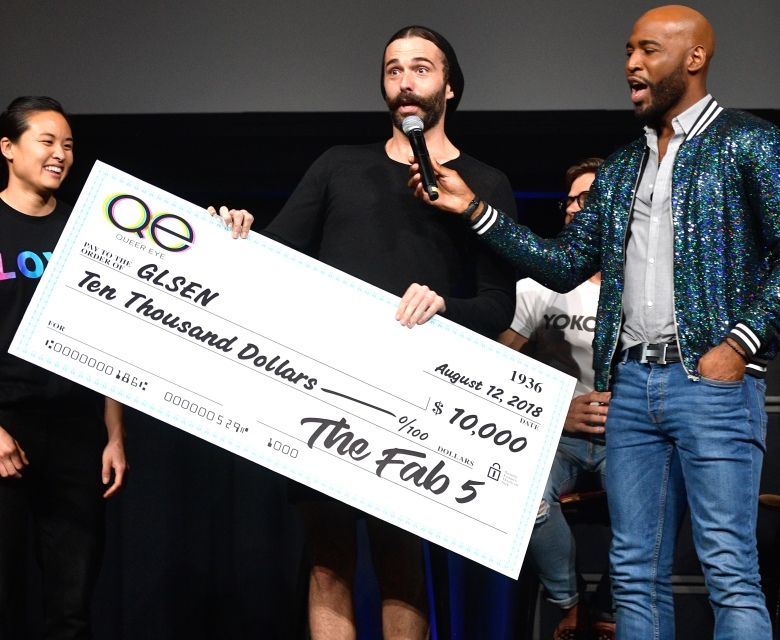 """Netflix's """"Queer Eye"""" and GLSEN Event At NueuHouse Hollywood"""