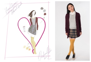 """""""To All the Boys I've Loved Before"""" wardrobe"""
