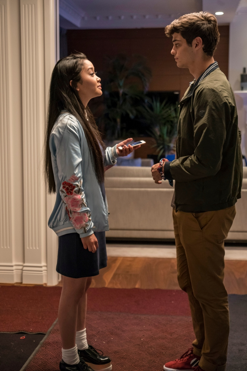 To All The Boys I Ve Loved Before Wardrobe Lara Jean S Closet Indiewire