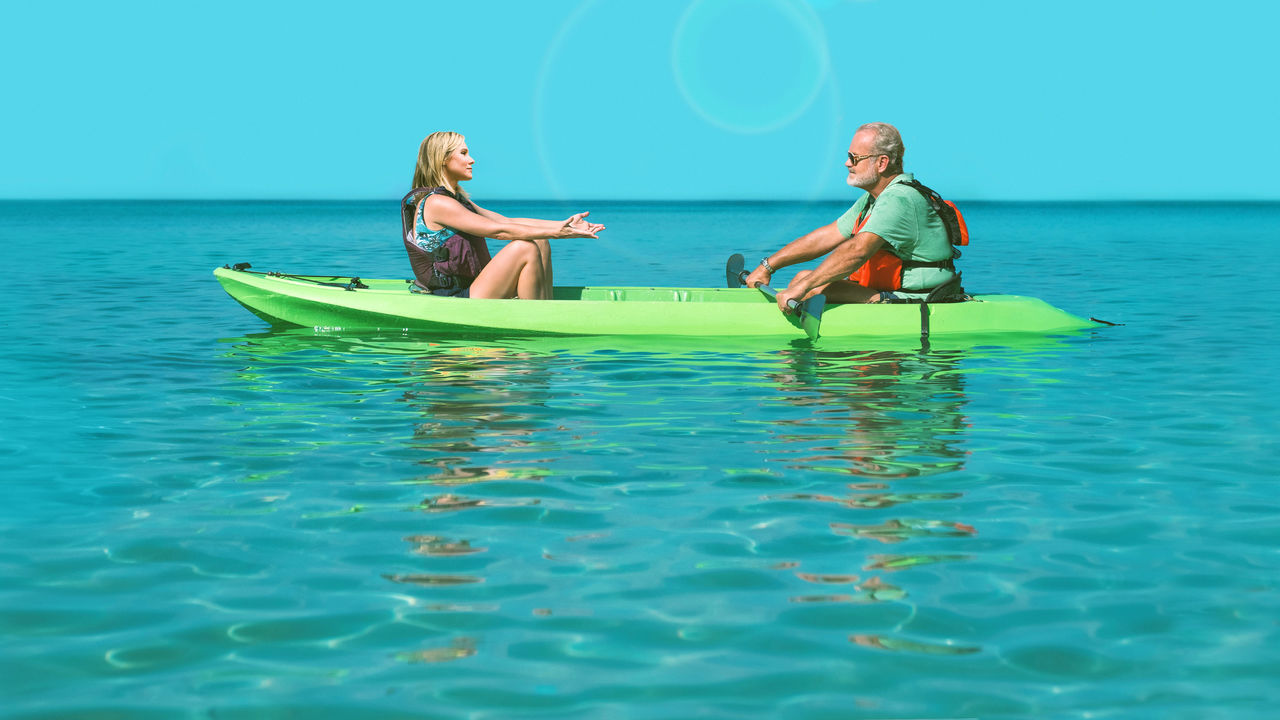 Like Father Review: Kristen Bell, Kelsey Grammer Anchor Netflix Comedy |  IndieWire - Travel Movies