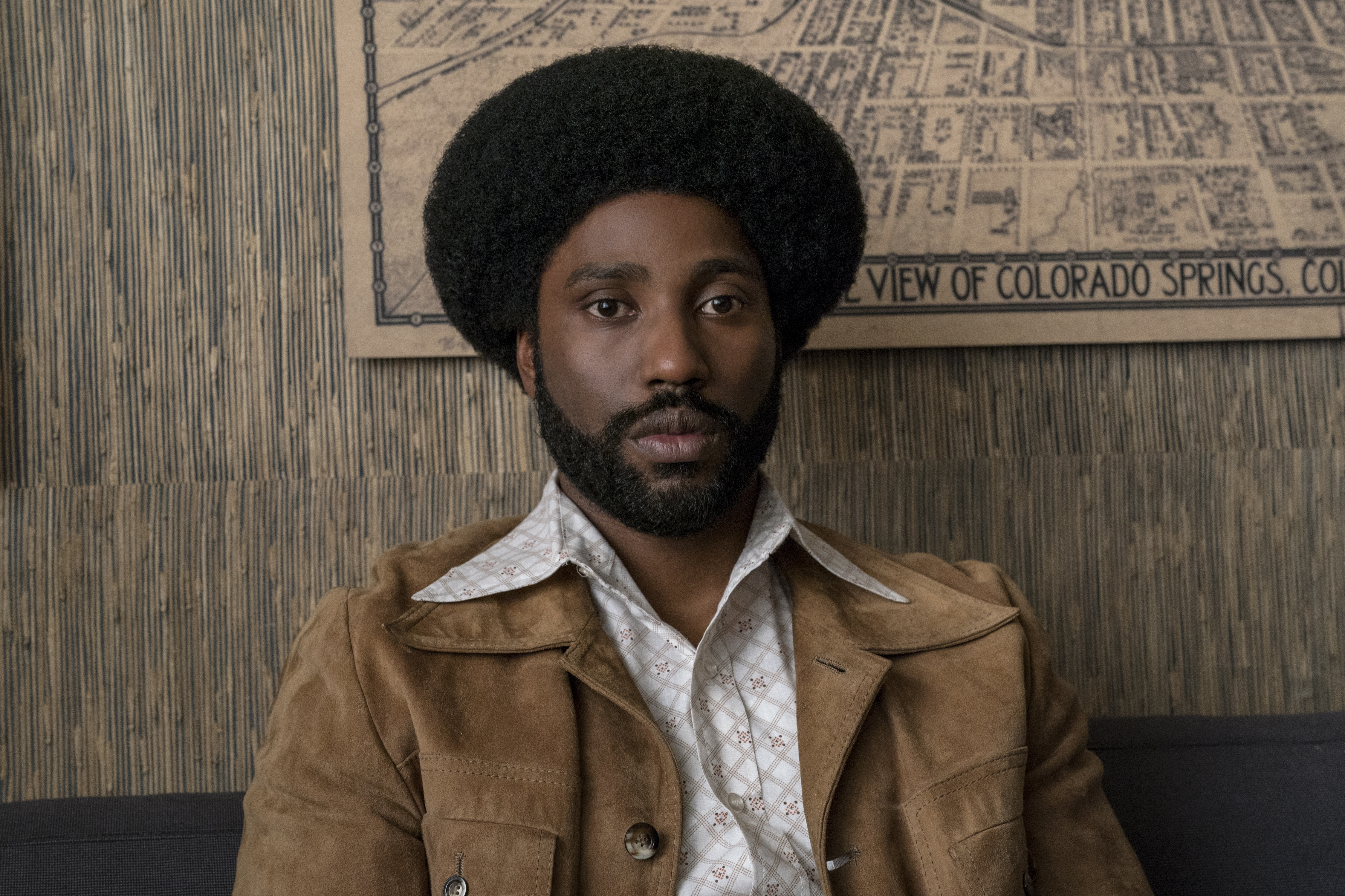 4117_D022_11713_R_CROPJohn David Washington stars as Ron Stallworth in Spike Lee's BlacKkKlansman, a Focus Features release.Credit: David Lee / Focus Features