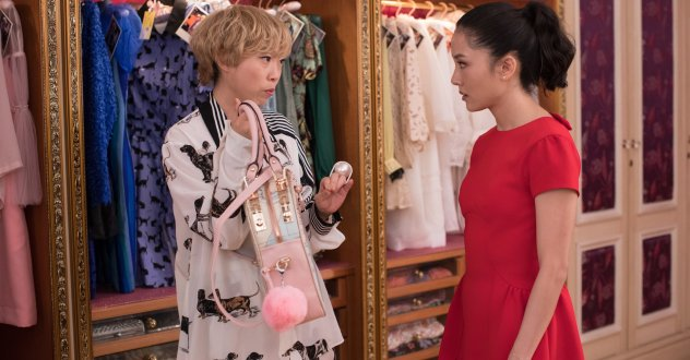 Awkwafina and Constance Wu Crazy Rich