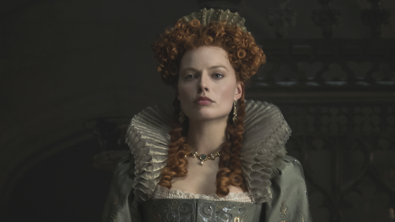 "Margot Robbie, ""Mary Queen of Scots"""